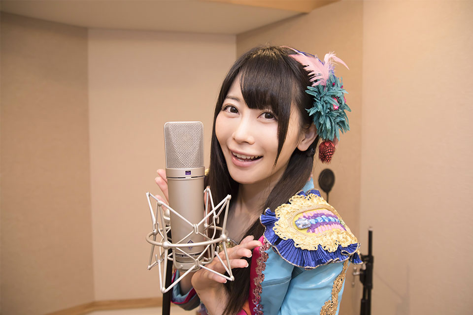 桜のどか 仮面女子 NEUMANN U87 Ai